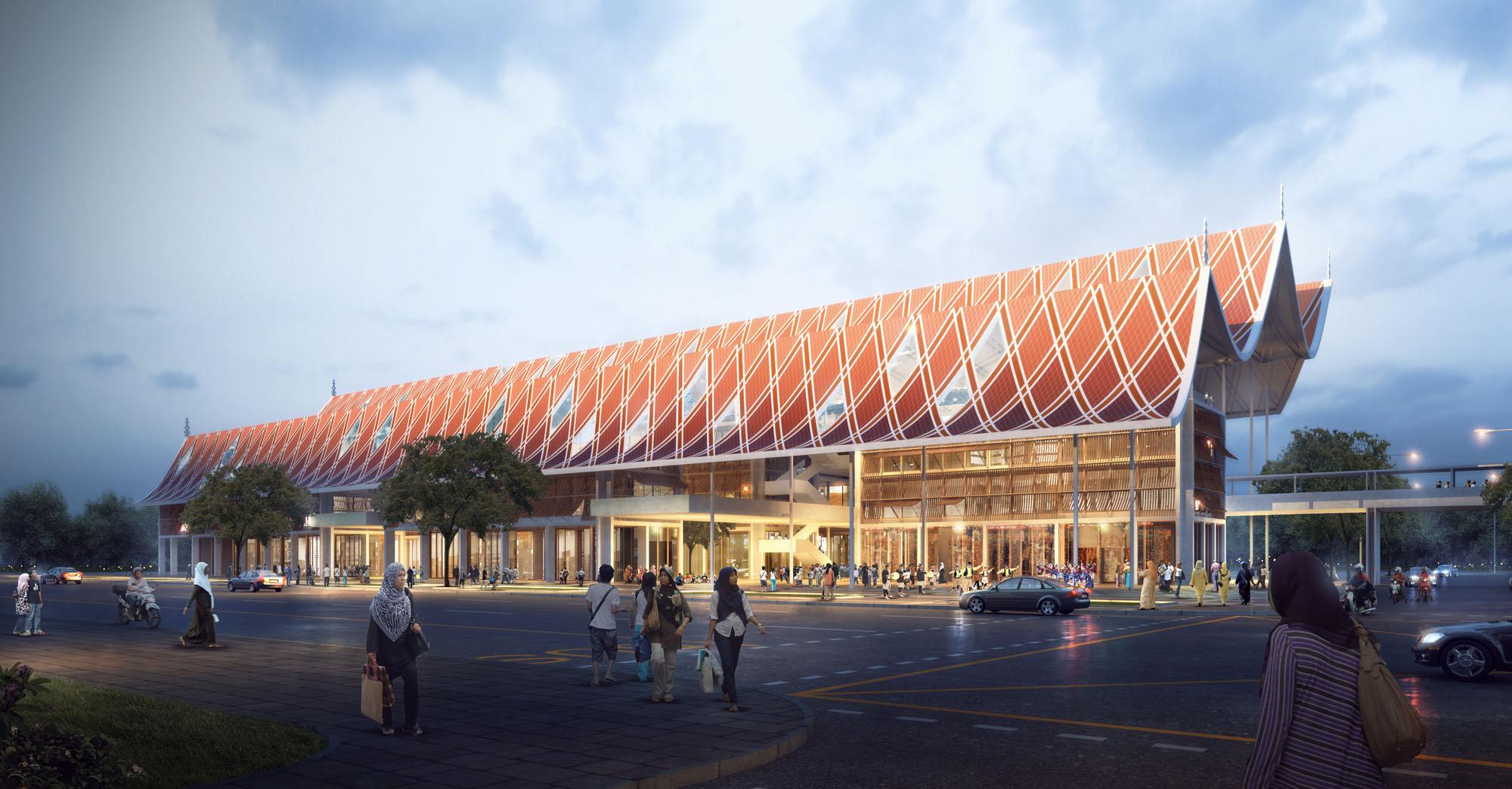 Wisma Geylang Serai Singapore Multiply Architects