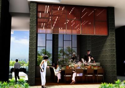 Lincoln Suites, Singapore