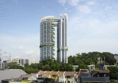 One Pearl Bank, Singapore
