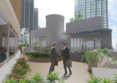 Hub Synergy, Singapore
