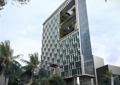 Metropole Hotel, Vietnam