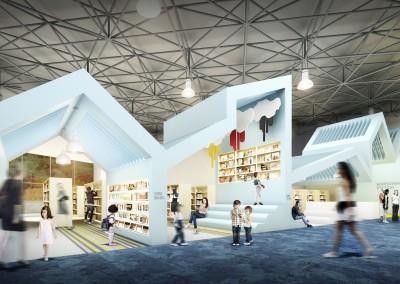 Pasir Ris Public Library, Singapore