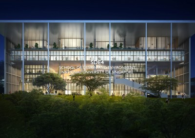 School of Design and Environment, National University of Singapore