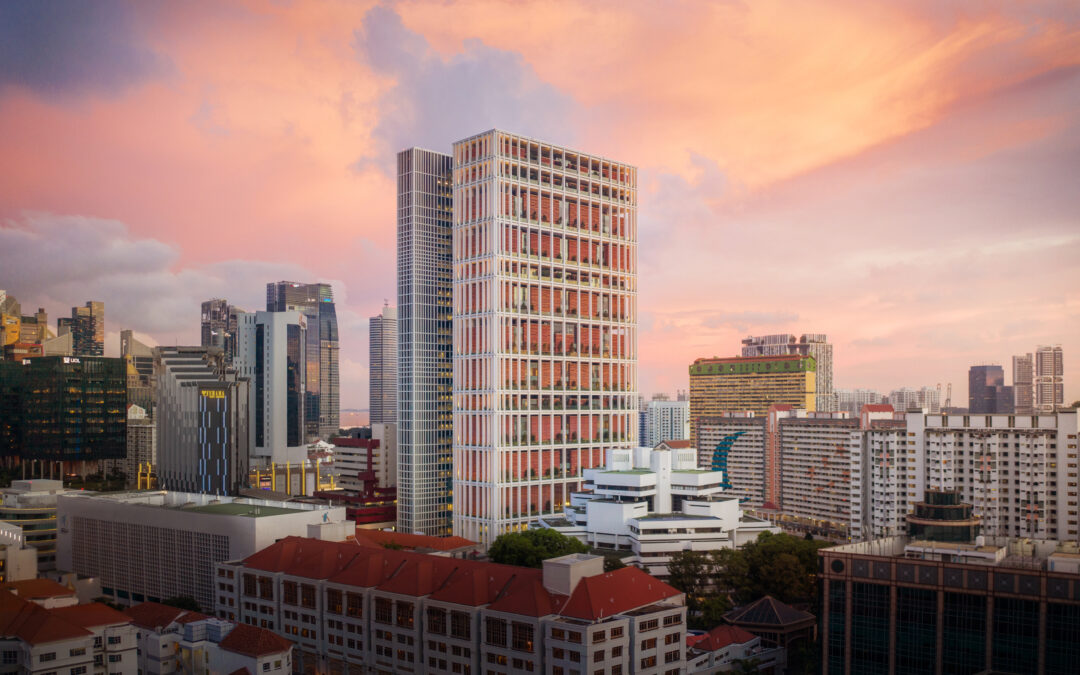 New State Courts Complex, Singapore