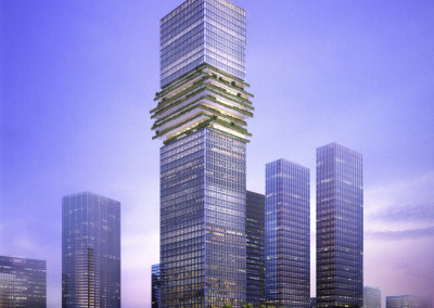 CapitaLand Tower, Ho Chi Minh City, Vietnam