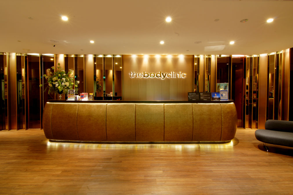 The Body Clinic, Singapore