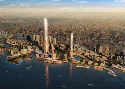 The African Economic City (AEC)