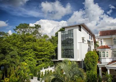 Multi[4]-Generational Housing, Singapore