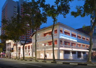 Stamford Arts Centre, Singapore